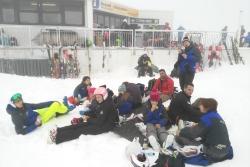 Stage compétition aux 2 Alpes